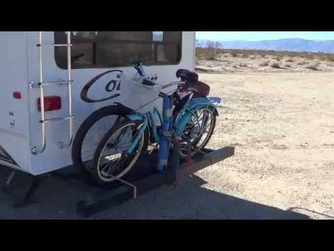 Bike Rack Cougar 276rlswe Fifth Wheel Trailer Review