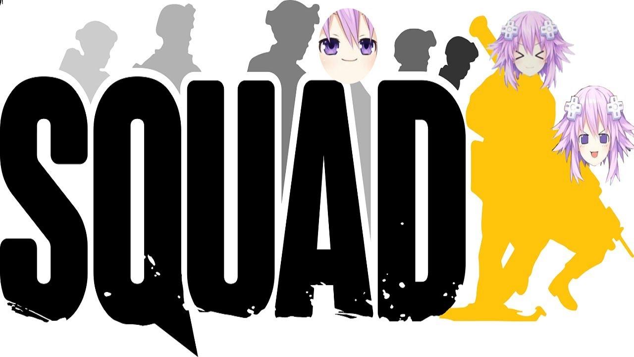 Nep Nepping / Nepu-ing in Squad