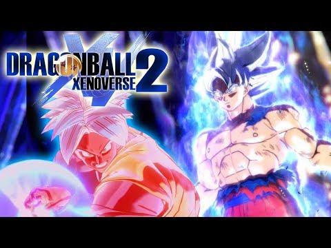 Dragon ball: XV2 - Tokipedia - Beyond Limits
