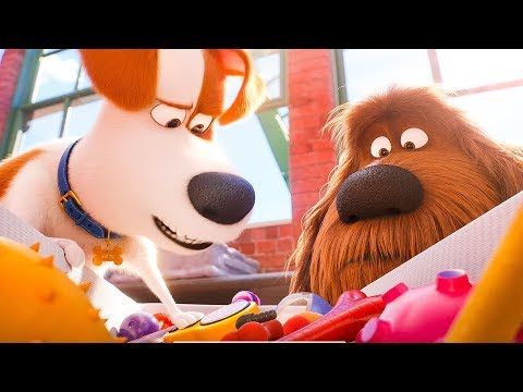 The Secret Life Of Pets 2 Official Trailer (2019) HD