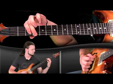 Emil Werstler  Advanced Theory  Playing Through The Changes