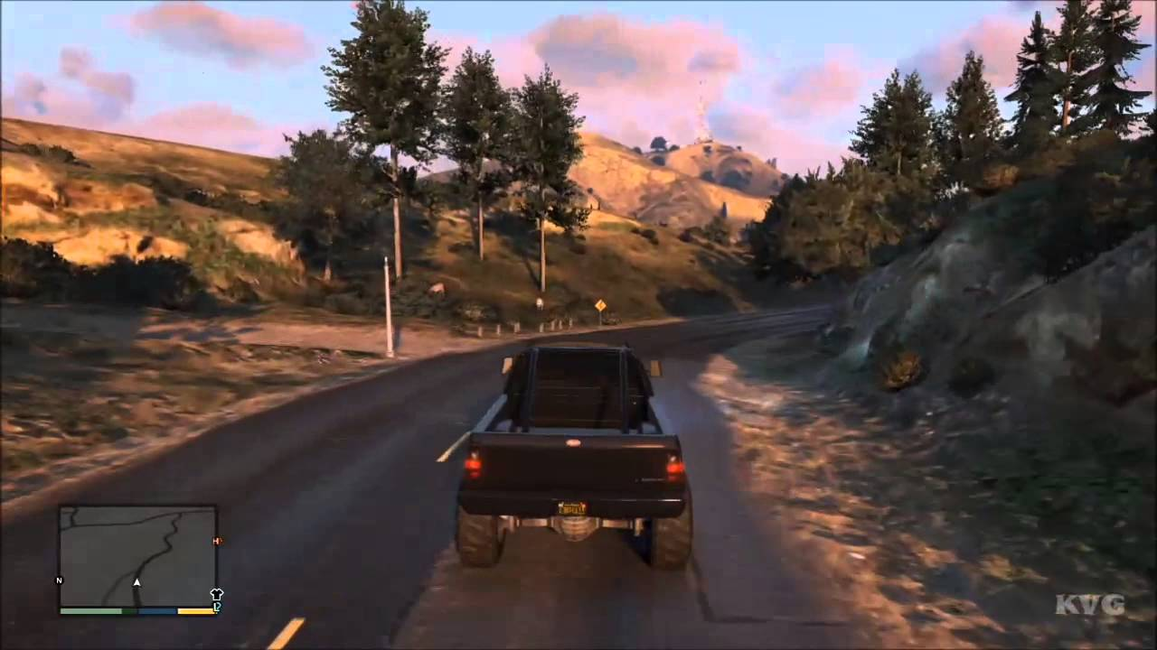 Grand Theft Auto 5 Best OffRoad Tuning Car Driving