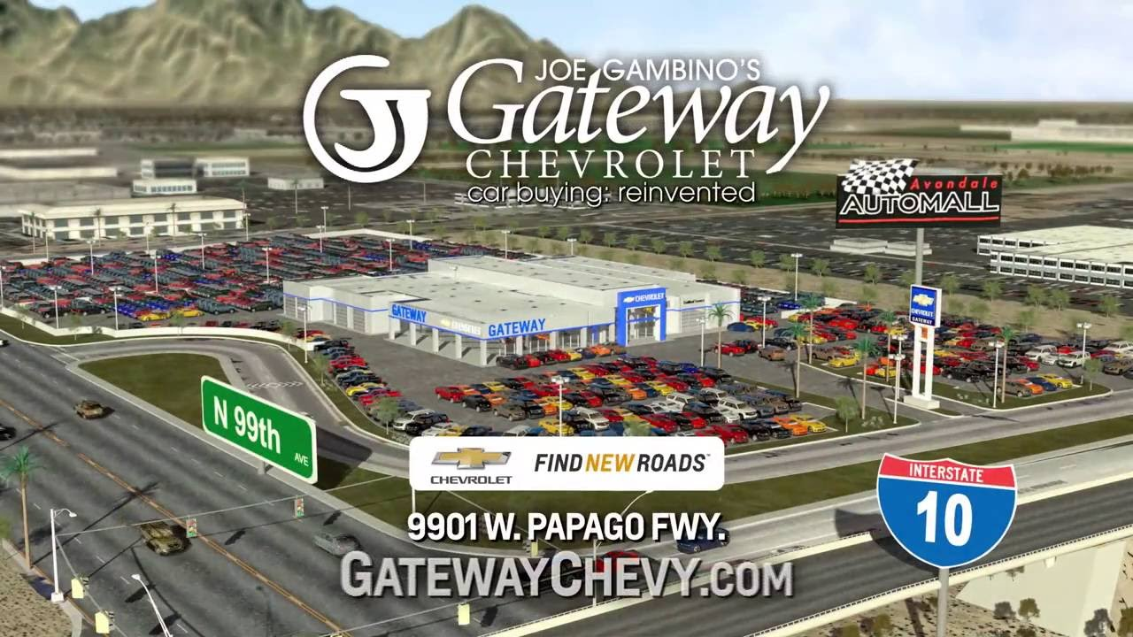 Gateway Chevrolet is Car Buying Reinvented - YouTube