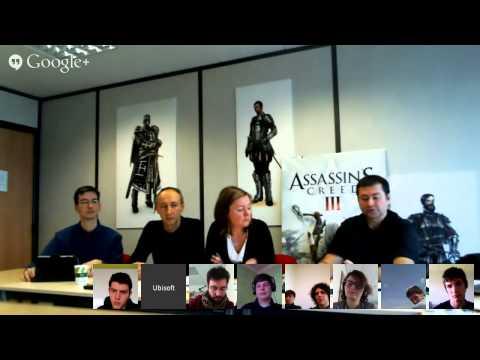 Ubisoft France Hangout - Programming