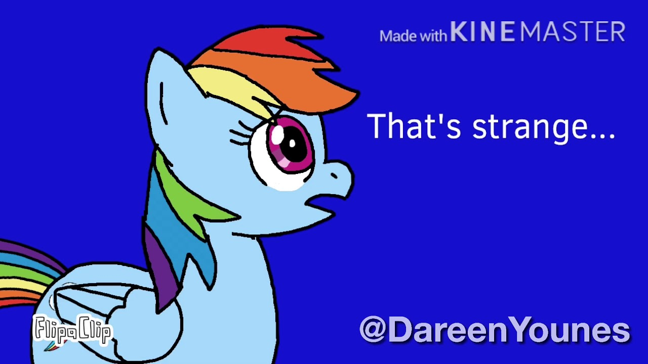 Pinkie pie and rainbow dash get naugthy for you - 1 1