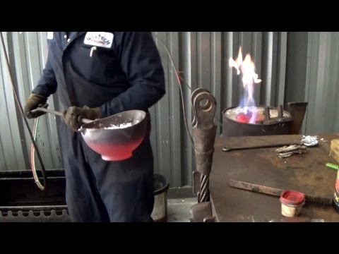 Westech Rigging Supply - Fabrication Services - Spelter Poured Sockets