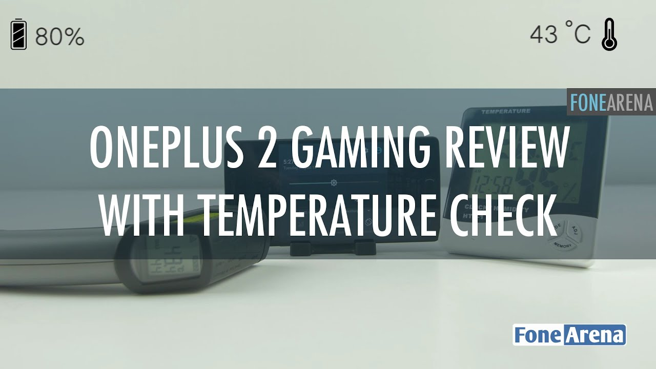 oneplus 2 gaming review with temperature check youtube. Black Bedroom Furniture Sets. Home Design Ideas