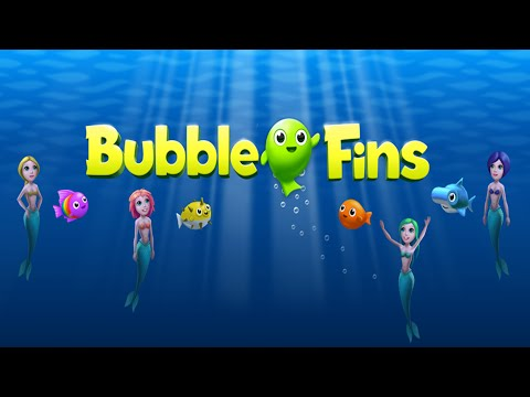 Bubble Fins - Bubble Shooter By Carmen CARUSO - Free IPAD, IPHONE App.
