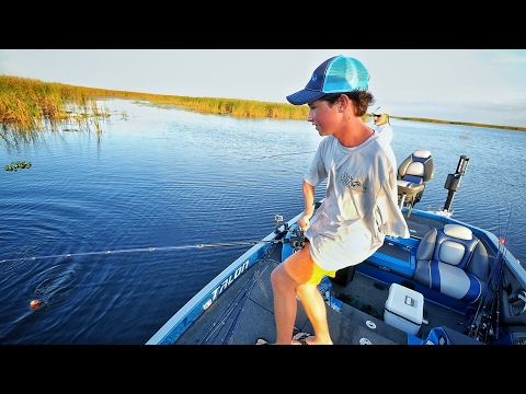 Young Man Born With One Arm Beats Me Bass Fishing  - True Inspiration