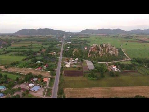 DJI Phantom 3 pro takhli nakhon sawan Thailand