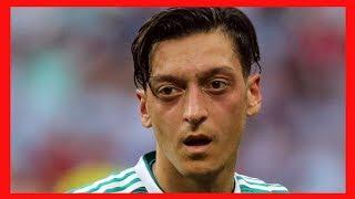 Wo Mesut Özil RECHT hat..