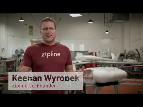 Zipline's World Class Drone Safety Features