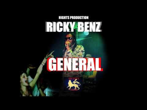 Ricky Benz - General [Genna Bounce Riddim] October 2017