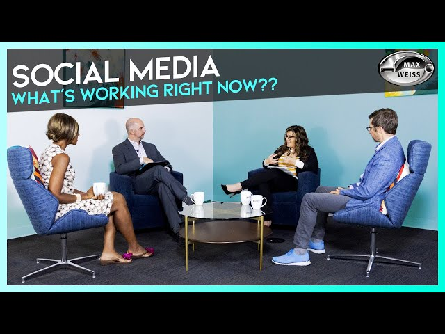 What's Working on Social Media? | YG Roundtable Built By Max Weiss