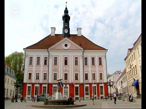 A visit to Tartu | Euromaxx - city