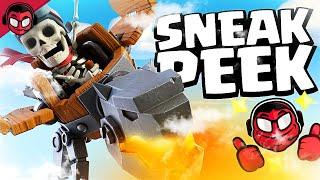 PRESENTAMOS EL MONTADRAGÓN, NUEVA TROPA ¡¡ESTÁ COMPLETAMENTE OP!! | Sneak Peek | Clash of Clans
