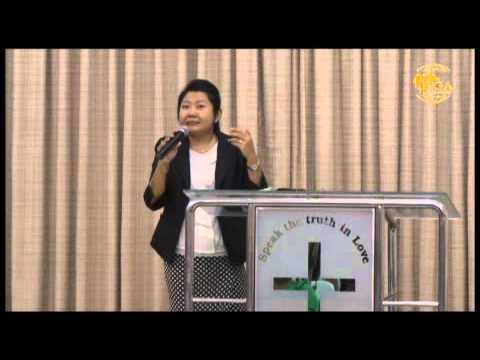 Rev. Roi Ja preaching July 05, 2015 (Myanmar Service)