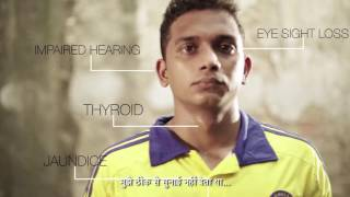 THE LONG RUN  - A MARATHON TO DEFEAT TB