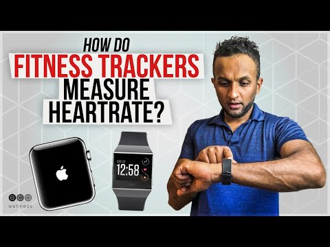 How Do Fitness Trackers Measure Heart Rate? | Photoplethysmography Explained
