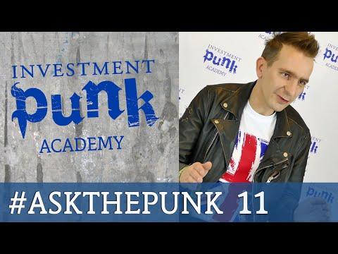 Crash | Ab welchen Kapital macht investieren Sinn? | Hauskauf komplett sinnlos? #ASKTHEPUNK 11