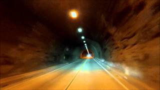 GoPro Hero 3 HD: Through The Wawona Tunnel To Yosemite Valley