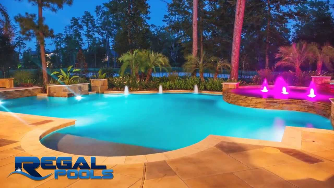 About Regal Pool and Design, Houston Pool Builder