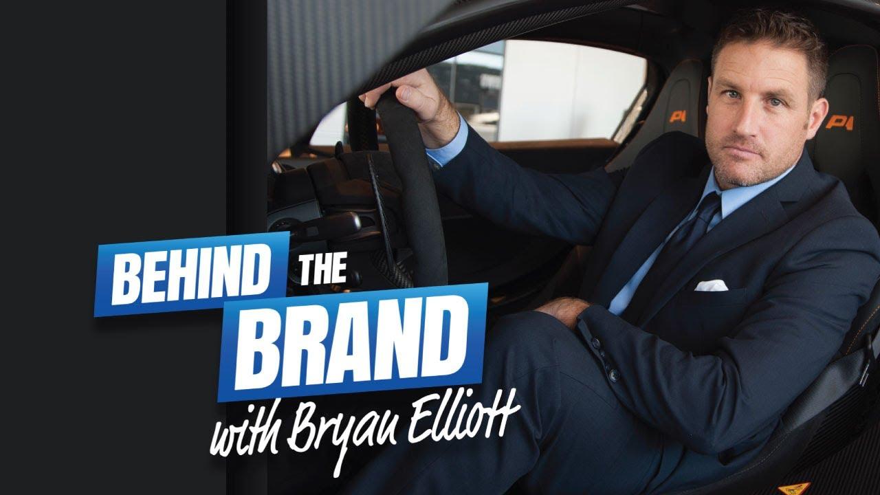 Behind the Brand w/ Bryan Elliott [A SHOW FOR ENTREPRENEURS ]