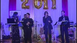Tere Mast Mast Do Nain by Sargam Orchestra on NYE