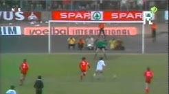 FC Twente - Borussia Monchengladbach UEFA Cup Final 1975