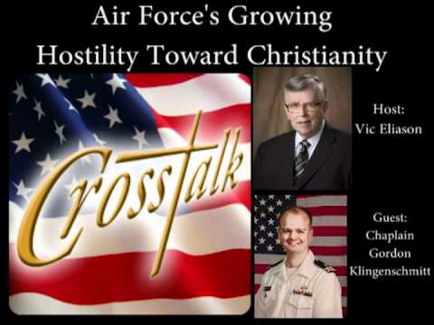 Air Force's Growing Hostility Toward Christianity