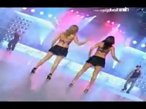 Alessandra Zignago, Melissa Loza bailando Kulipandeo