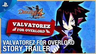 Disgaea 4 Complete+ - Valvatorez For Overlord  | PS4