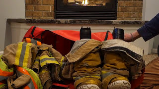 FireFighter Turnouts/Bunker Gear Pack Out