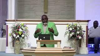 Good News Church   Sunday Service   9AM   Bishop Rickie White   06-13-2021