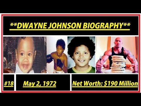 Dwayne Johnson|Biography|mother|Sun Sign|NetWorth|[Biography #18]