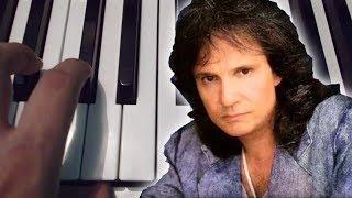 Un Gato en la Oscuridad / Roberto Carlos / Piano Tutorial / Notas Musicales