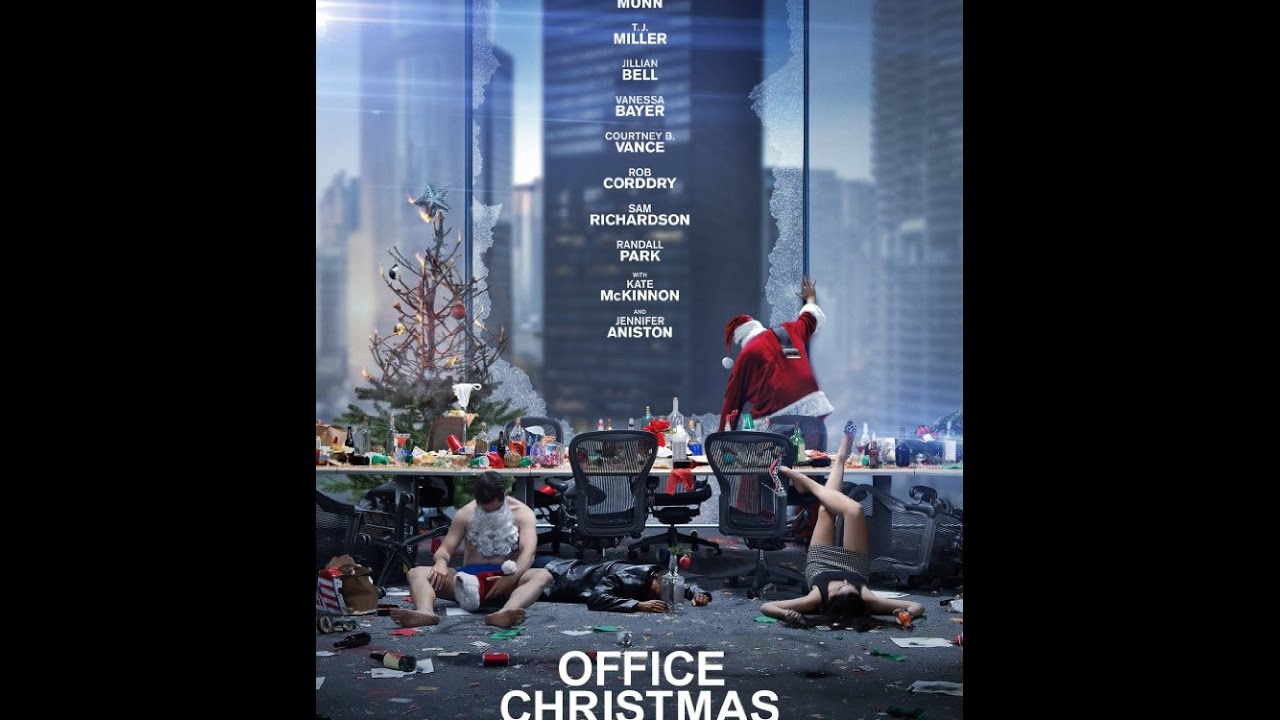 Watch Office Christmas Party (2016) Online Free - Part 1/13 - Full ...