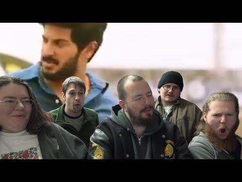 CIA (COMRADE IN AMERICA) Bus Fight Scene Reaction and Discussion