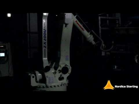Robotic food handling
