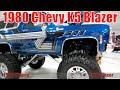 1980 Chevy K5 Blazer