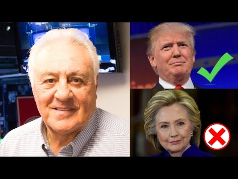 Phil Esposito explains why Trump is better for America than Hillary
