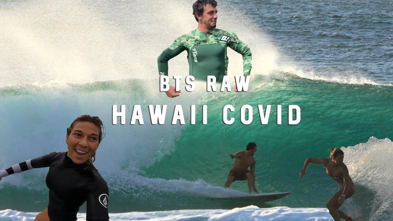 BTS Raw - Hawaii - Mark McMorris