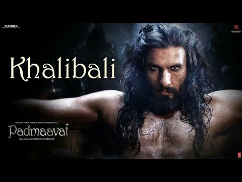Khalibali full video song Padmavat || Ranveer Singh || Shivam Pathak, Shail Hada