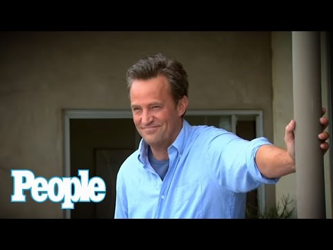 Matthew Perry's Sexiest Traits  People
