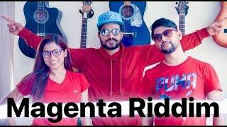 DJ Snake - Magenta Riddim Dance Choreography | hiphop | SaadStudios