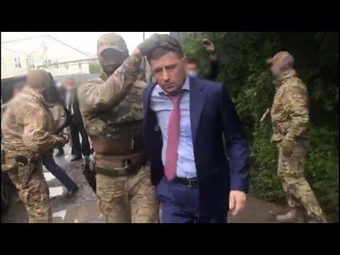 Задержан губернатор Хабаровского края Сергей Фургал