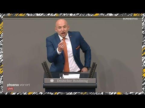 Die SCHLECHTESTE Rede zu Artikel 13 im Bundestag
