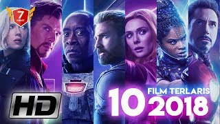 10 Film TERLARIS dan TERSUKSES ditahun 2018