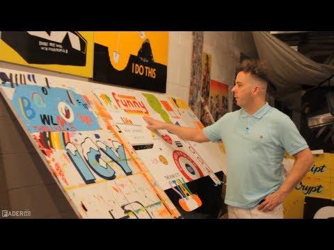 "Steve ""ESPO"" Powers - Art Show (Episode 8)"