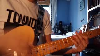 Enter Shikari - Sssnakepit (Guitar cover)